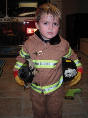 Fireman Joe