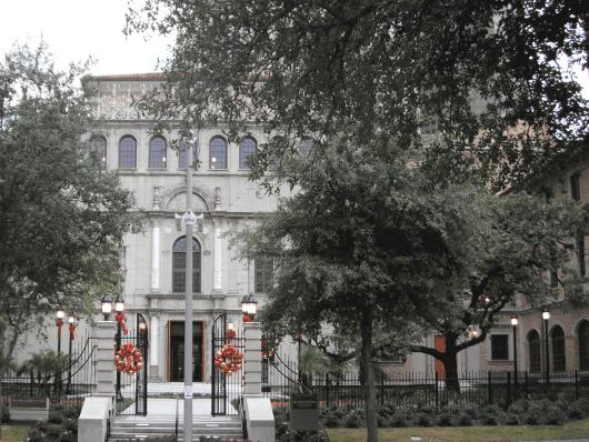 Julia Ideson Library Building