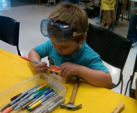 Hands on houston houston center for contemporary craft for Houston center for contemporary craft