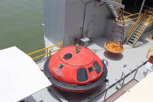 Ocean Star Drilling Museum Equipment