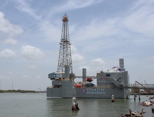 Ocean Star Drilling Museum Rig