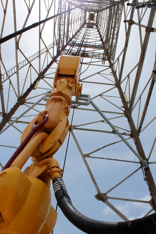 Ocean Star Drilling Museum Outside