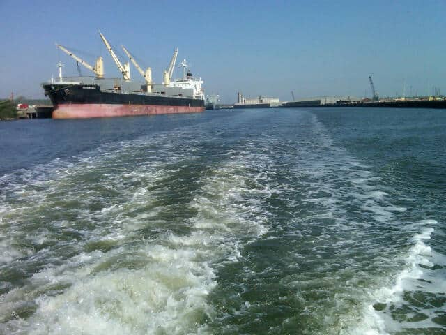 Port of Houston Tour