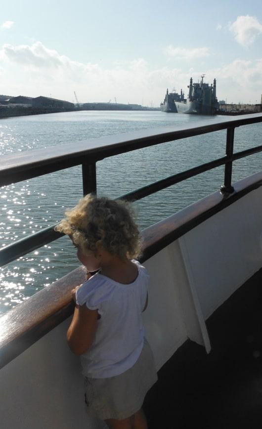 Port of Houston View