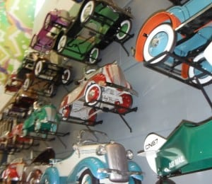 Cars at Childrens Museum of Houston