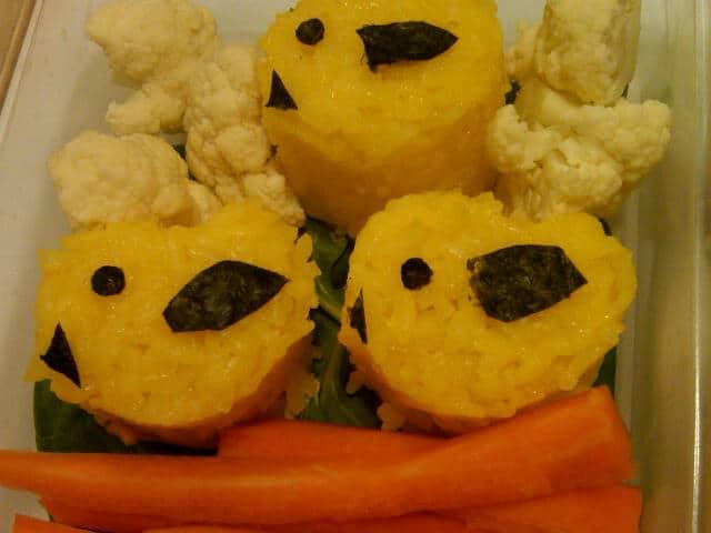 Chicks Rice Balls