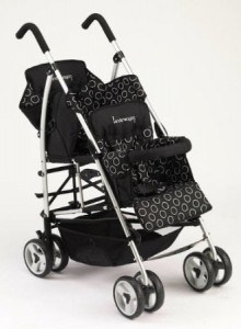 The Very Best Double Stroller on the Market – Kinderwagon Tandem ...