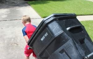Garbage Man Joe