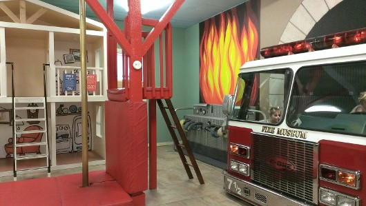 Fire Museum Play Room