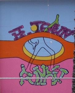 Funky Mural
