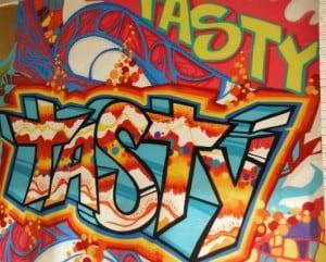 Tasty Mural