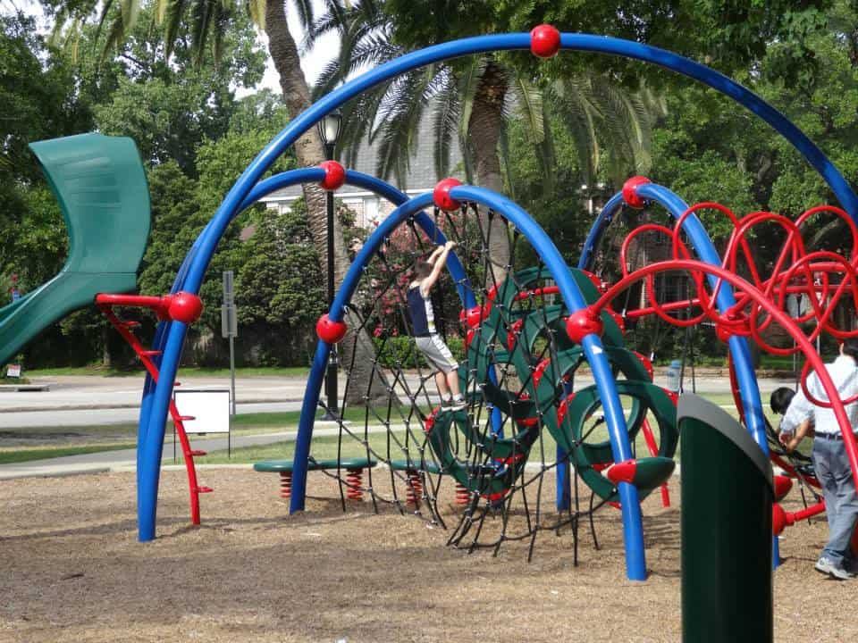 Bellaire Town Square Park