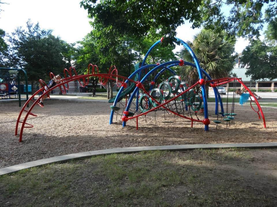 Bellaire Town Square Park1