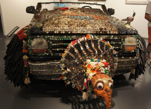 art car museum a free fun thing to do in houston. Black Bedroom Furniture Sets. Home Design Ideas