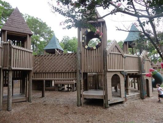 Donovan Park Playground