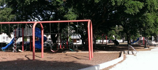 Houston Area Playgrounds With Shade