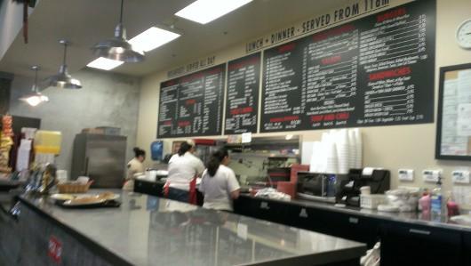 Buffalo grille bigkidsmallcity s search for houston s best restaurants for kids - Buffalo grill ticket restaurant ...