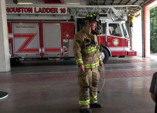 Fire Station 16 Firefighter