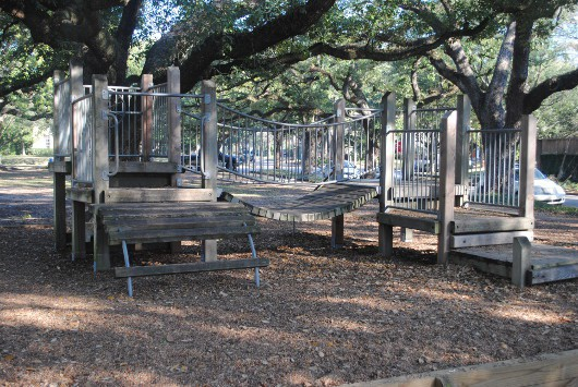 Fleming Park Small Playground