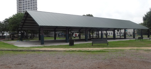 ROE Spark Park Covered Area