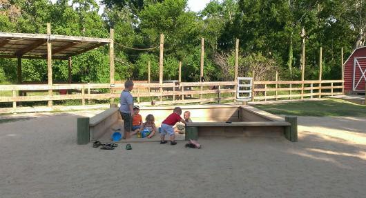 Clays Sandbox