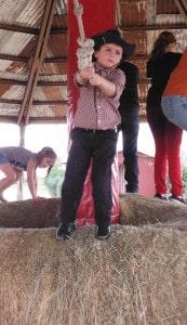 Hay Pavillion at Dewberry Farm