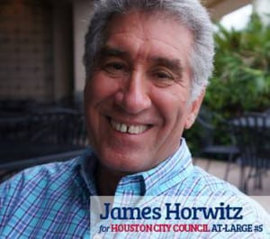 James Horwitz for City Council At Large Position 5