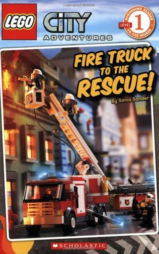 Lego City Adventure Fire Rescue