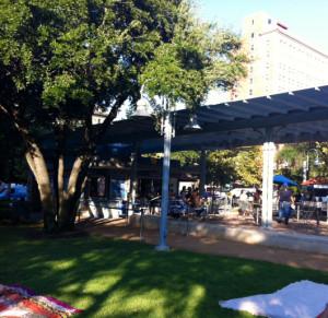Niko Nikos at Market Square Park