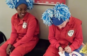 Thing 1 and Thing 2 Main Street Theater