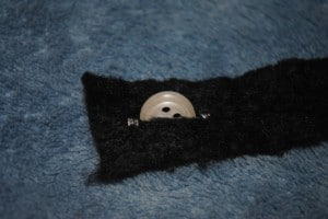 Bat Wing Button 1