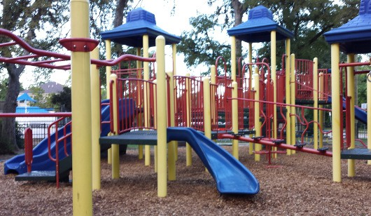 Evergreen Playground