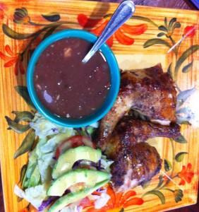 Half Chicken & 2 Sides at Pollo Bravo
