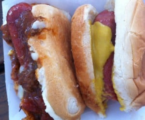 Little Bigs Hotdog Sliders