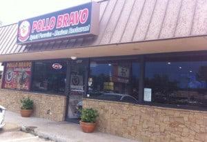 Pollo Bravo Building