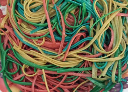 Rainbow Noodles