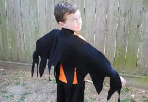 Xander's Bat Wings