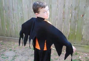 Xander's Bat Wings