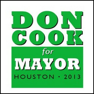 Don Cook for Mayor