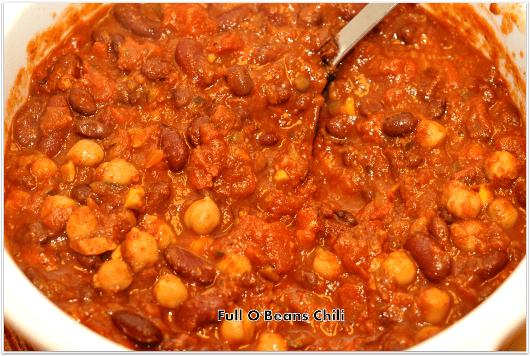 Full O'Beans Chili