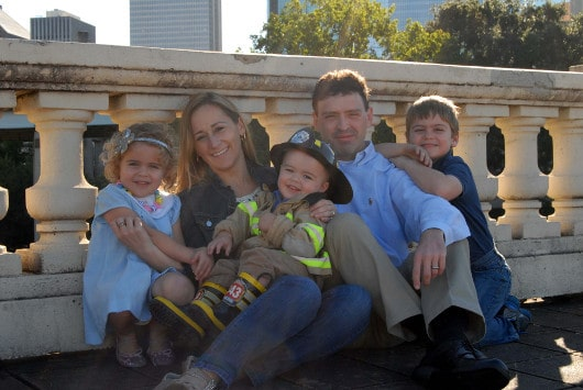 Jarvis Family Sabine Street Bridge