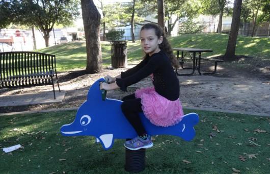 Keira at Huffington Park