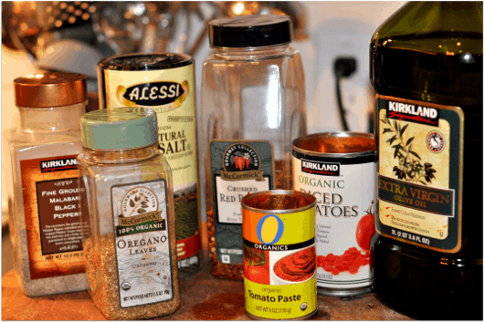 Make Your Own Pasta Sauce