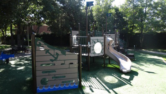 Playground at Huffington Park