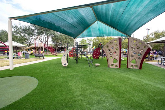 Quillian Center Playground Shade