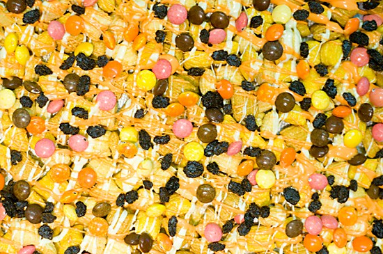 Snack Mix All Together