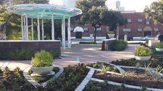 Gazebo at Root Memorial Park