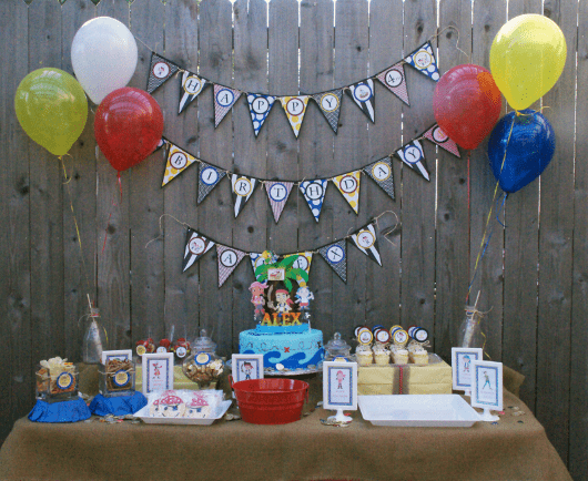 baby party planner