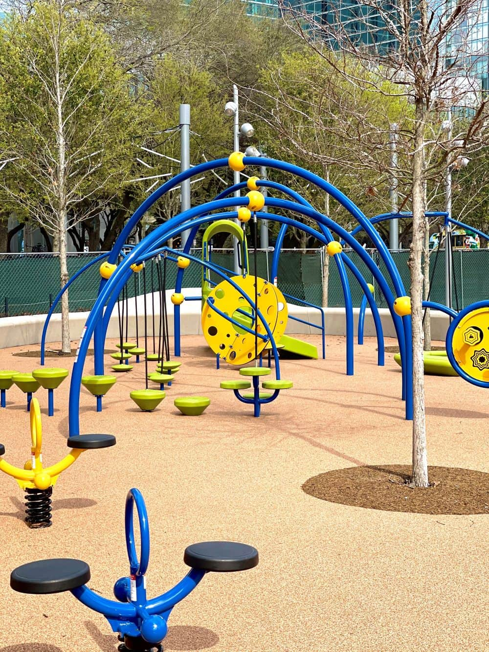 Discovery Green Playground for Little Kids