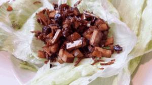 Lettuce Wrap at Mama Fus